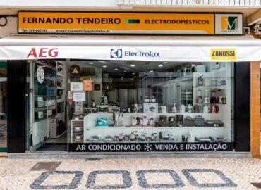 Tendeiro – Eletrodomésticos